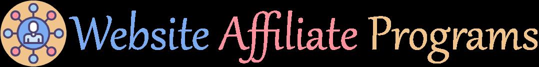 Website Affiliate Programs